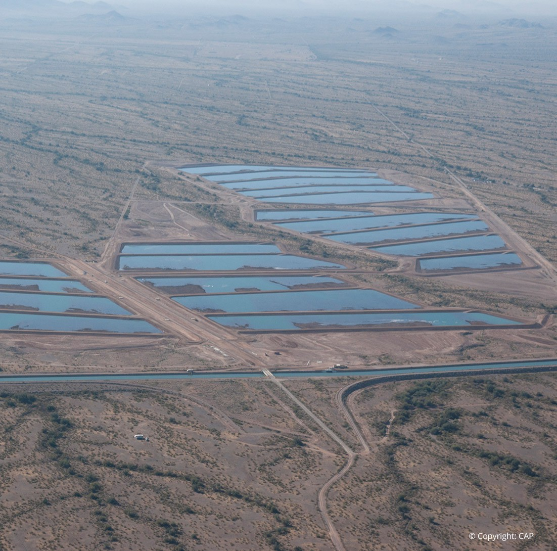 1996 Arizona Water Banking