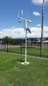 Chaparral Et Weather Station