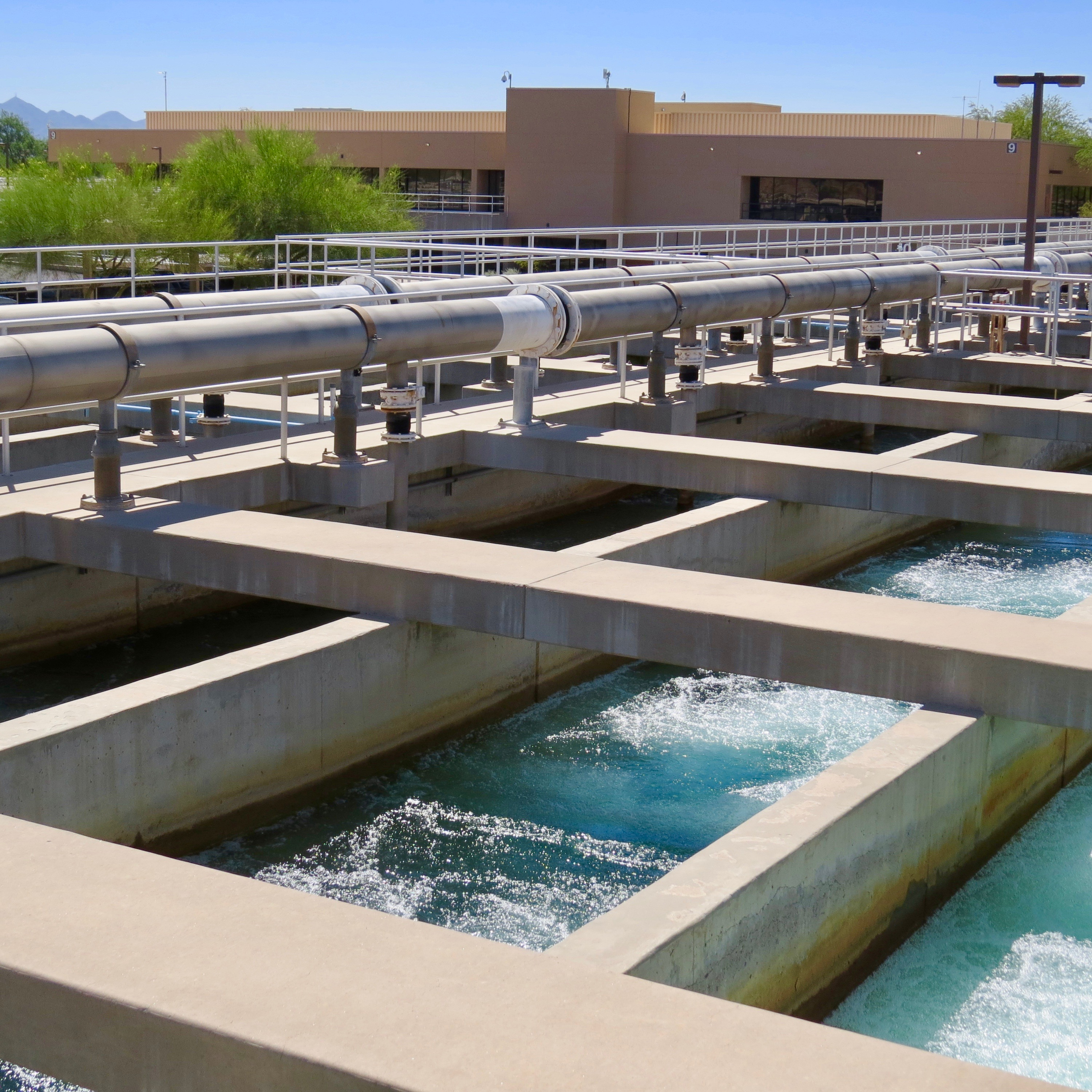 Infrastructure: What You Pay For When You Pay Your Water Bill | AMWUA
