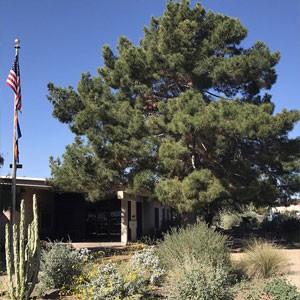 University of Arizona Maricopa Demonstration Garden